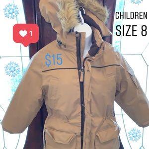 Children HAWKE&CO Coat